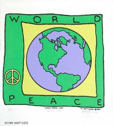 world peace image